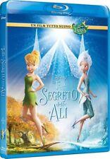 Blu Ray TRILLI E IL SEGRETO DELLE ALI - (2012) ** Contenuti Extra **......NUOVO