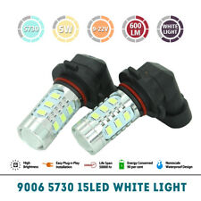 Samsung 100W 9006 HB4 LED Fog Light Bulbs DRL Replace Halogen Lamp Xenon White