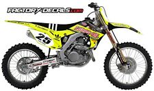 Honda Neon Lucas Oil CR 85 Graphics Decals Full Kit all years 1990 to present