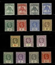 GILBERT AND ELLICE ****************************** 1911-1927 MINT GROUP