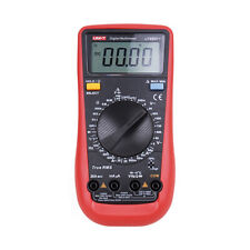 UNI-T UT890C+ Digital LCD Multimeter AC DC Backlight Multimetro True RMS Tester