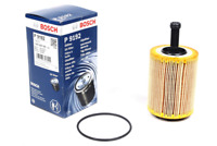 Genuine BOSCH Car Oil Filter - P9192 03-13 fits Audi  A3 8P 1.9 2.0 TDi Diesel &