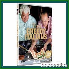 TWO GREEDY ITALIANS - BBC SERIES 1 **BRAND NEW DVD **
