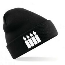 FORK HANDLES BEANIE HAT - TWO RONNIES INSPIRED - ONE SIZE