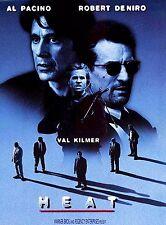 NEW DVD / Heat - Al Pacino, Robert De Niro, Val Kilmer, Jon Voight, Tom Sizemore