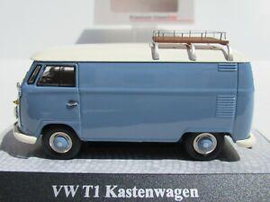VOLKSWAGEN VW T1, PANEL VAN, ROOF RACK 1:43 Scale Kasten PREMIUM CLASSIXXS 13800