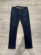 Nudie Jeans Tight Long John Org. Twill Rinsed 30w 30l