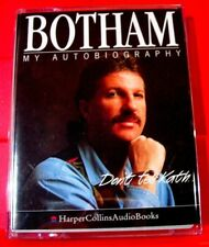 Ian Botham My Autobiography Don't Tell Kath 2-Tape Audio Robin Askwith Cricket