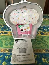 NEW Wilton Giant Cupcake Cake Pan Tin with Insert & Instructions 2105-3318