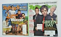 Rolling Stone Magazine Weird World of Weezer Green Day Suits 05/05/05 02/24/05