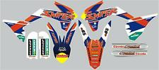 Racer graphic/decal kit to fit all KTM 85 2 strokes 2013 on
