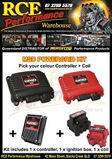 MSD Power Grid Kit - Controller 7730, ignition box 7720, coil 8261