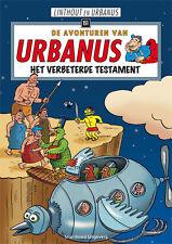 Urbanus 151 EERSTE DRUK Standaard Uitgeverij 2012