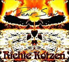 Peace Sign, Richie Kotzen, , Very Good