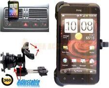 360 DEGRÉS Pivotant Voiture Support Fixation Ventilateur Kit pour HTC