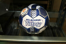 MELB VICTORY - HARRY KEWELL HAND SIGNED SOCCER BALL + PHOTO PROOF & C.O.A