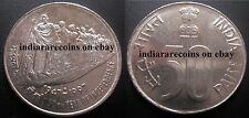 India Indien Inde Ghandi Gandhi Dandi March Independence 1997 Unc RARE N Mint