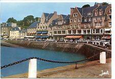 CP 35 ILLE-ET-VILAINE - Cancale - Le port de la Houle et les restaurants