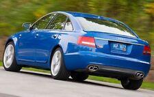 Diffusore Paraurti posteriore Audi A6 s-line s6 Avant 5D