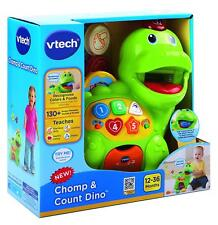 Vtech Baby Feed Me Dino Toy Play Set Pre School Educational Fun Learning Songs