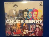 CHUCK. BERRY.    REELIN. AND  ROCKIN.     VERY. BEST. OF.    TWO COMPACT DISCS