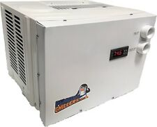 BRAND NEW - 1/2 HP - Aquarium Water Chiller - Fresh or Salt Water compatible