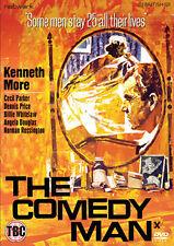 DVD:THE COMEDY MAN - NEW Region 2 UK