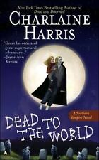 Sookie Stackhouse/True Blood: Dead to the World 4 by Charlaine Harris (2005, Pap