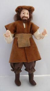 Dolls House Miniature Tudor Peasant man 1-12TH Scale