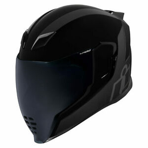 2020 Icon Airflite MIPS Stealth Motorcycle Street Helmet - Pick Size
