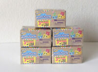 Lot Of 5 Shopkins Happy Places Surpise Blind Box Home Collection