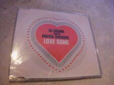 DJ Cosmo Meets Digital Rockers Love Song CD - OVP