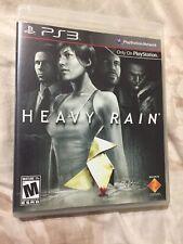 Heavy Rain (Sony PlayStation 3, 2010)