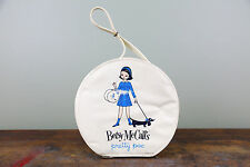1950's Vintage Betsy Mccall Travel Doll Carrying Bag Pretty Pac Toy Purse