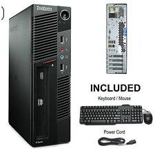 High Performance M91P Desktop Computer Intel Core i5 Quad Core Processor 3.1GHz