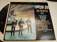 LP 33 The Beatles Something New Apple Records ‎ST 2108 USA 1971