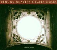 uillaume de Machaut - Early Music by the Kronos Quartet [CD]