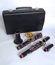 Super Mistral B5 Clarinette & Case, école ORCHESTRA Woodwind Instrument