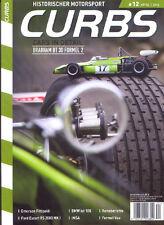 Curbs 12  Historischer Motorsport, Brabham Formel 2, BMW, IMSA, Ford, Fittipaldi
