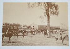 Postcard- The Shearing Shed c.1890 - Australian Yesteryear Cards - History