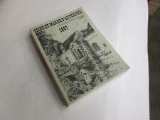 seine et marne d'autrefois , almanach historique ..reprint 1867