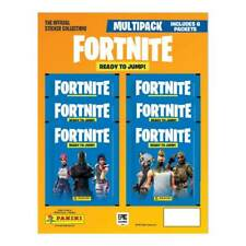 Fortnite Sticker Collection Multipack 6 Packs