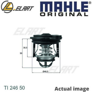 ENGINE COOLANT THERMOSTAT FOR FORD FIESTA VI CB1 CCN XMJA XMJB P4JC P4JD MAHLE