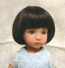 Monique Doll Wig size 4 New in Package ~ Margo ~ Brown W//Highlights~ CLEARANCE!!