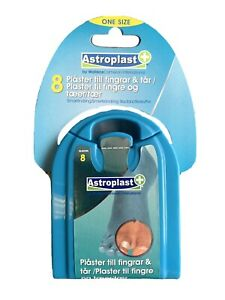 AstroPlast Blister Plasters GEL PAD - 16 pack - for heels, feet, padded cushion