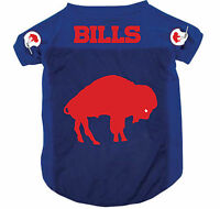 NEW BUFFALO BILLS PET DOG FOOTBALL JERSEY THROWBACK RETRO ALL SIZES