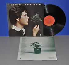 Leo Kottke Chewing Pine D '75 Capitol 1st press OIS VG++ Vinyl LP
