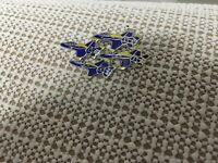 US NAVY BLUE ANGELS FLYING IN FORMATION PIN