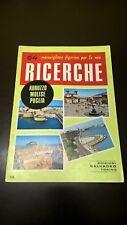 64 FIGURINE PER LE MIE RICERCHE - ABBRUZZO MOLISE PUGLIA - ALBUM LABELS 1970