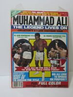 1978 Muhammad Ali The Legend Lives On Collector's Golden Souvenir Issue